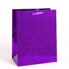 purple gift bags purple geo glitter large gift bag large gift bags gift bags