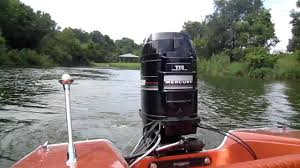 mercury outboard hesitates upon acceleration