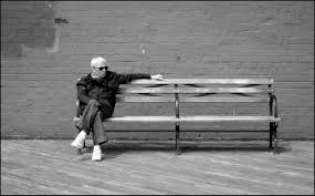 Bench Photography Cool Old Man On Bench Allan Gendelman Galleries Digital