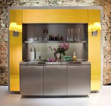 small kitchen decorating ideas colors yellow kitchen colors 22 bright modern kitchen design and