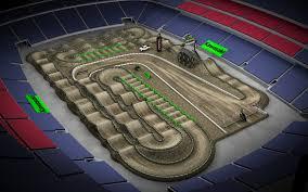 gillette stadium track map 2017 supercross track maps inspiring