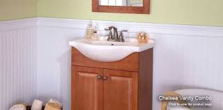 Home Depot Sink Vanities Single Sink Vanities With Tops Bathroom The Home Depot Regard To