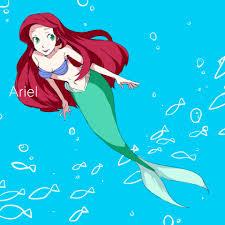 ariel mermaid disney image 1292824 zerochan anime