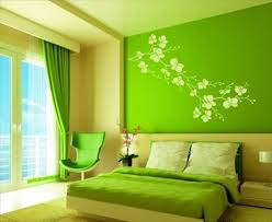 Green Decorating Elements Are Easy To Use And Help In Creates A - Green bedroom design ideas