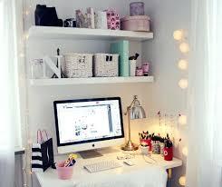coin bureau petit espace organisation chambre chambre lilas chambre deco de chambre