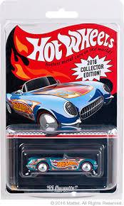hotwheels corvette