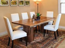Hayley Dining Room Set We Love Live Edge Tables Can You Believe This Is Amish Furniture