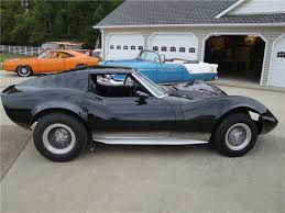 c3 mako shark corvette the best cars at barrett jackson tuesday and wednesday