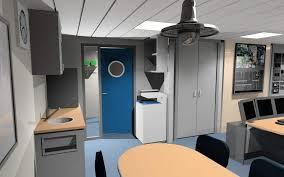 ecr maritime ergonomics