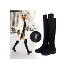 big w s boots s black boots toe suede knee high boots for work