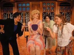the mood swings are merry in menopause the musical at the