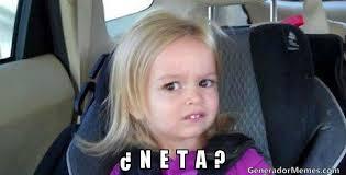 Neta Meme - n e t a meme de chloe en shock imagenes memes generadormemes
