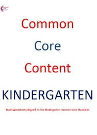 24 best kindergarten common core worksheets images on pinterest