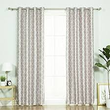 Lavender Blackout Curtains Amazon Com Waverly Kids Ipanema Blackout Single Window Curtain