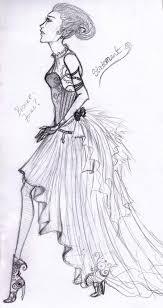 steampunk fashion sketch 3 by autumnprincess on deviantart
