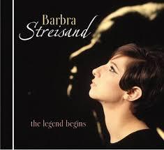 barbra streisand the legend begins records lps vinyl and cds