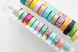 what is washi tape iheart organizing fun ways to organize with washi tape
