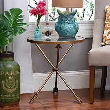 Turquoise Side Table Accent Tables Side Tables Kirklands