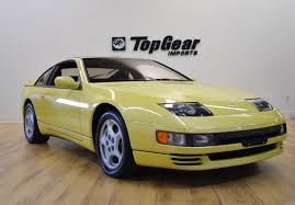this 1990 nissan 300zx turbo has a manual and less than 16 000 miles