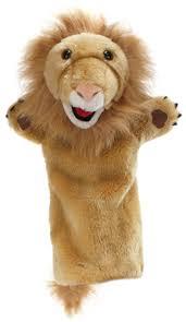 lion puppet puppet