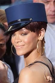 rihanna hoop earrings trend alert get your hoop on like rihanna beyonce nicki