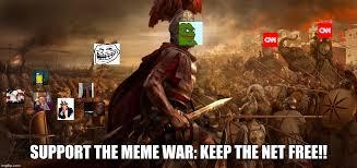 Make A Free Meme - meme war make the internet great again imgflip