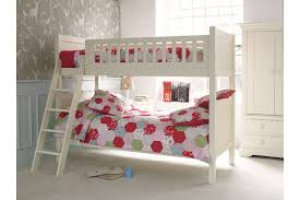Girls Bunk Beds Room To Grow - Girls white bunk beds