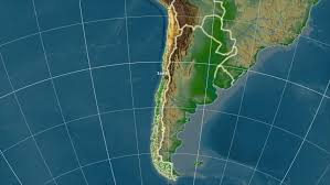 geographical map of guatemala guatemala shape animated on the relief map of the globe stock
