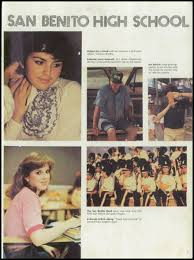 san benito high school yearbook photos explore 1982 san benito high school yearbook san benito tx