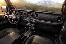 jeep compass 2018 interior 2018 jeep wrangler debuts with major upgrades autodevot