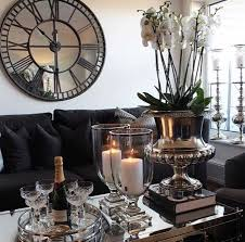 Large Wall Mirrors For Living Room Best 10 Mirror Wall Clock Ideas On Pinterest Scandinavian Wall