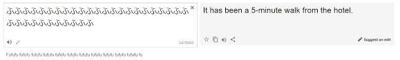 Fufufufu Meme - google translate really is the future isn t it softwaregore