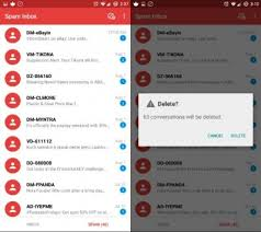 how to block a text on android block spam text messages with truemessenger on android