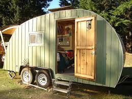 teardrop cer floor plans bathroom teardrop trailer with bathroom and kitchen for plans
