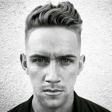 short hairhair straght on back curly on top 100 cool short haircuts for men 2018 update