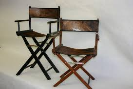 Cowhide Chair Australia 24 Inch Custom Cowhide Directors Chairs
