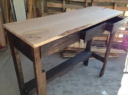 how to build a table with drawers diy bar table diy pallet bar table with drawers 101 pallets sitez co