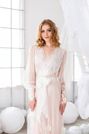 Honeymoon Lingere Bridal Robe Anastasia Style 1624r Wedding Robe Bridal Lingerie