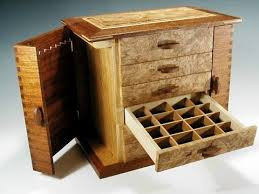 box wooden handmade wooden jewelry box