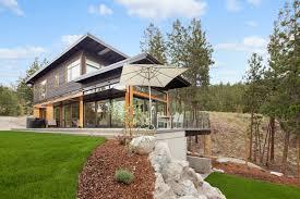 modular farmhouse the kitsilano home by modern prefab builder karoleena homes