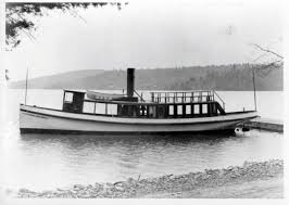Pennsylvania Travel Steamer images A popular harveys lake steamer 39 s final resting place is at the jpg