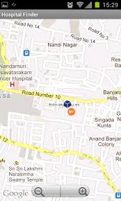 android finder hospital finder app for android helps find hospital based on