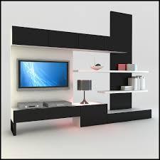 home design wall stylish living room tv mount modern units