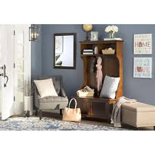 Bedroom Bench With Back Bedroom Bench With Back Rooms Interior Gray Fabric Upholstered