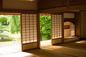 interior fancy japanese tea room interior design with rectangle