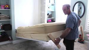 bunk bed murphy wilding wallbeds youtube picturesque diy