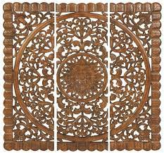 wall designs carved wood wall wooden contemporary wall