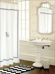 coffee tables white monogrammed shower curtain curtain white