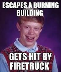 Make Bad Luck Brian Meme - 25 best bad luck brian memes images on pinterest bad luck brian