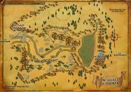 Eq2 Maps Mines Of Moria The Ancient Gaming Noob